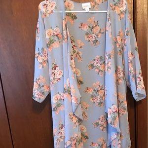 LuLaRoe Shirley size medium